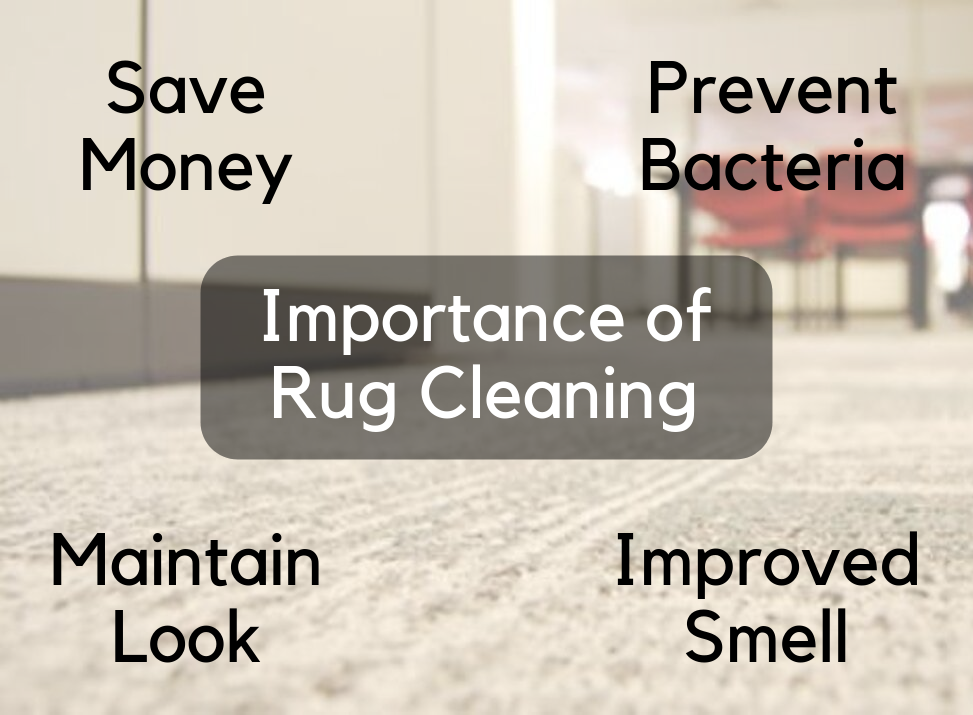 Rug cleaning importance