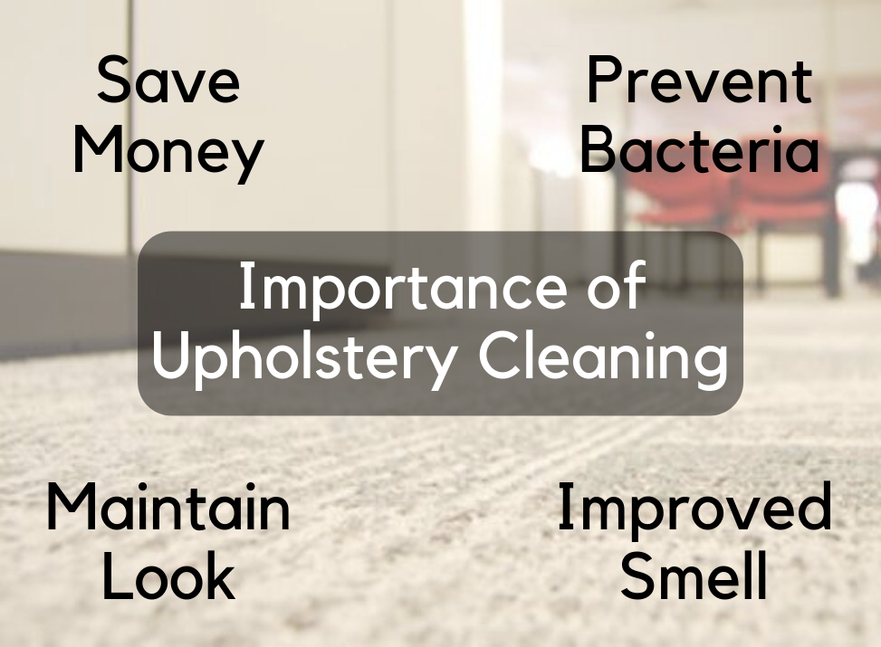 Upholstery Cleaning importance